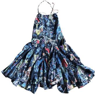Desigual Multicolour Cotton Dresses