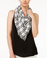 Calvin Klein Lightweight Square Blanket Scarf