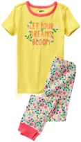 Crazy 8 Dreams 2-Piece Pajama Set
