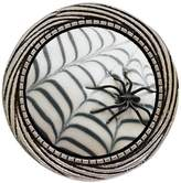 GiftJewelryShop Ancient Style Silver Plate Halloween spider web candy Winding Pattern Pins Brooch