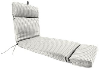 Gracie Oaks Indoor/Outdoor Chaise Lounge Cushion