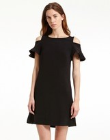 Morgan Cold Shoulder Dress