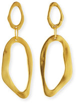 Kenneth Jay Lane Abstract Double-Drop Earrings