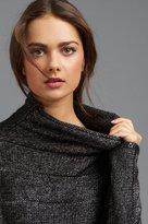 Dynamite Cowl Neck Tunic Sweater