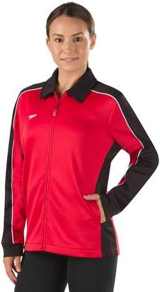 Speedo Women's Streamline Warm up Jacket