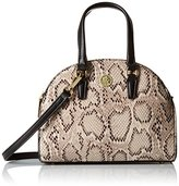 Anne Klein It's the One Dome Satchel Sm
