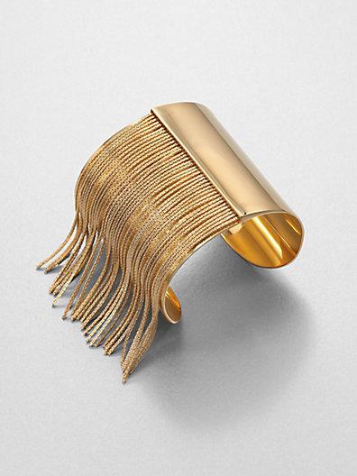 Michael Kors Fringe Cuff Bracelet