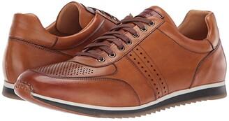Magnanni Marlow (Cognac) Men's Shoes