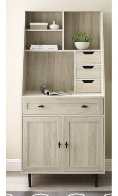 Fairlin 4 Drawer Storage Cabinet Gracie Oaks Finish/Color: Birch