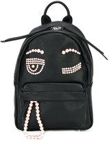 Chiara Ferragni Kids Beads backpack