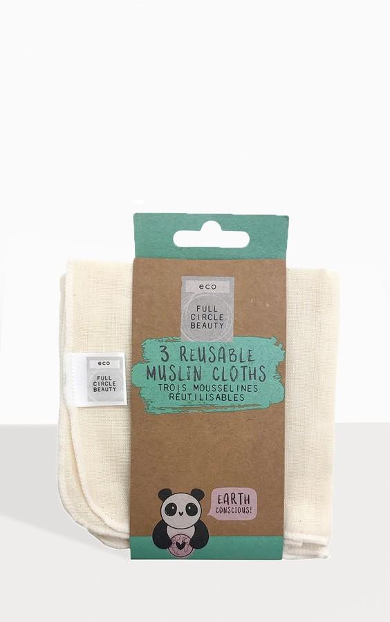 Dancreat Danielle Creations Eco Panda 3 Bamboo Muslin Cloths