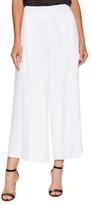 Jonathan Simkhai Crepe Inverted Pleat Culottes