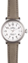 Shinola The Runwell Coin Edge Watch, 38mm