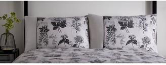 Karen Millen Illustrated Floral Print Duvet Cover Set