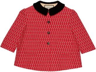 Gucci Petit Daisy Jacquard Jacket