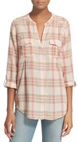 Joie Women's 'Kalanchoe' Plaid Shirt