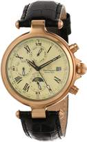 Steinhausen Men's SW381RGLA Classic Automatic Three Eyes Watch