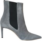 Balenciaga Grey Ankle boots