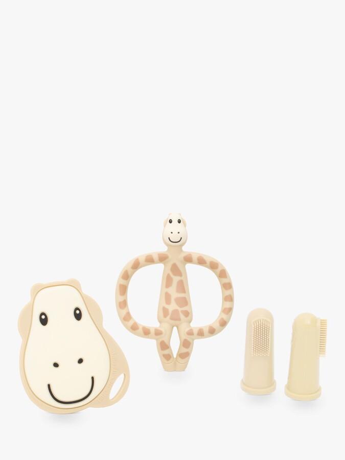 Matchstick Monkey Giraffe Teething Set