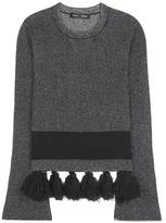Proenza Schouler Tasselled Sweater