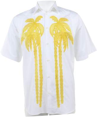 DSQUARED2 White Cotton Shirts
