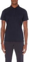 Calvin Klein Janton mercerised cotton polo shirt