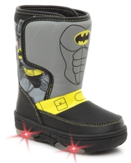 Warner Bros Batman Light-Up Snow Boot - Kids'