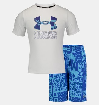 Under Armour Boys' Toddler UA Delayed Volley Set