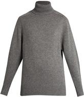 Chloé Roll-neck cashmere sweater