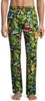 Asstd National Brand Microfleece Microfleece Pajama Pants