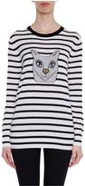 Loewe Striped Cat Sweater