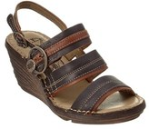 Fly London Salm Leather Wedge.