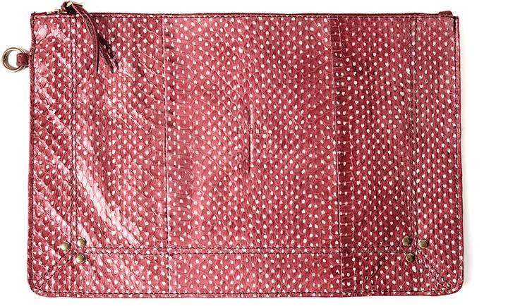 Jerome Dreyfuss Popoche Watersnake Clutch