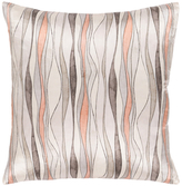 Surya Natural Affinity Silk Pillow