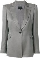 Giorgio Armani jacquard blazer