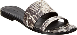 IRO Stellan Leather Sandal