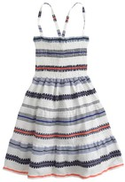J.Crew Girls' lemlem® for crewcuts Ishi sundress