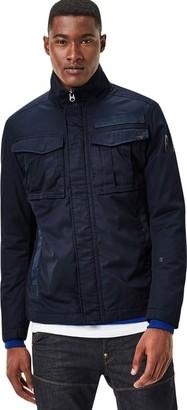 G Star Men's Rovic Overshirt Jacket