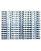 Chilewich Blue Grid Placemat