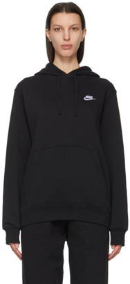 Nike Black NSW Club Hoodie