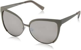 H Halston Women's HH 630 Cat Eye Fashion Designer UV Protection Sunglasses Cateye