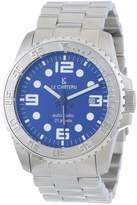 Le Château Men's 7083mssmet_bl Sport Dinamica Automatic See-Thru Watch