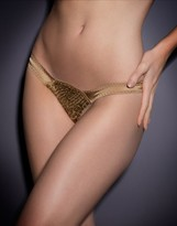 Agent Provocateur Astra Brief Gold