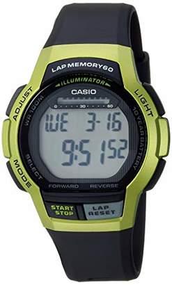 Casio Men's 10- Year Battery Quartz Sport Watch with Resin Strap