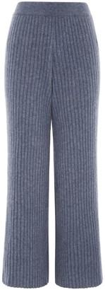 Les 100 Ciels Tuva Cashmere Trousers