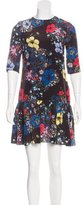 Erdem Silk Floral Dress