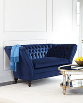 Old Hickory Tannery Imperial Tufted Sofa