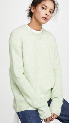 Acne Studios Kerna Fluffy Alpaca Pullover