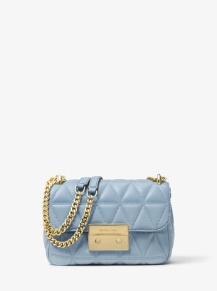 MICHAEL Michael Kors Sloan Small Quilted Leather Crossbody Bag