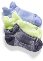 Zella Women's 3-Pack Running Socks